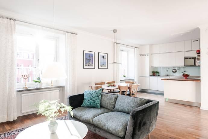 Bild: 3 rum bostadsrätt på Torbjörn Klockares Gata 7, 3 tr, Stockholms kommun Vasastan - Röda Bergen