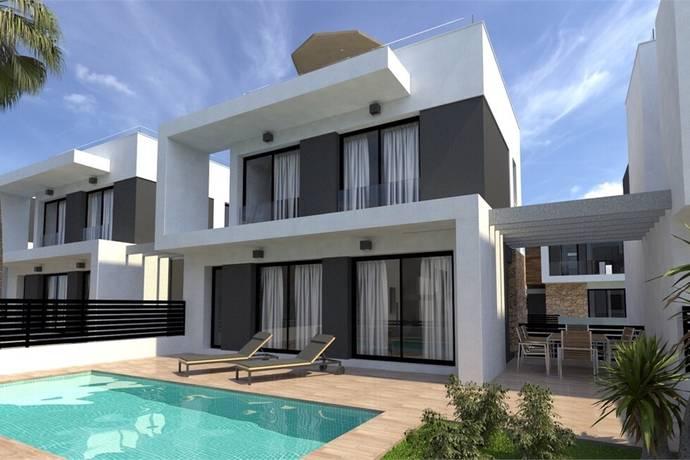 Bild: 4 rum villa på Fantastiska villor!, Spanien Cabo Roig | Torrevieja