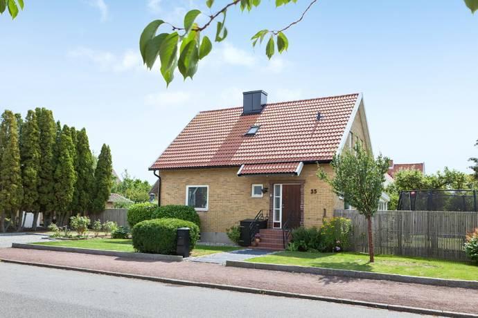 Bild: 5 rum villa på Grevegatan 35, Malmö kommun