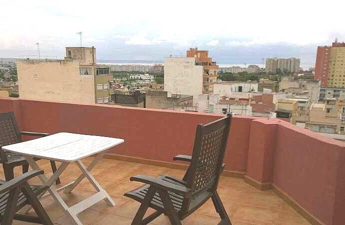 Bild: 4 rum bostadsrätt på MALLORCA  Palma Havsutsikt - terrass, Spanien MALLORCA Palma