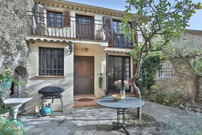 Bild: 4 rum villa på Roquebrune Cap Martin, Frankrike Roquebrune Cap Martin