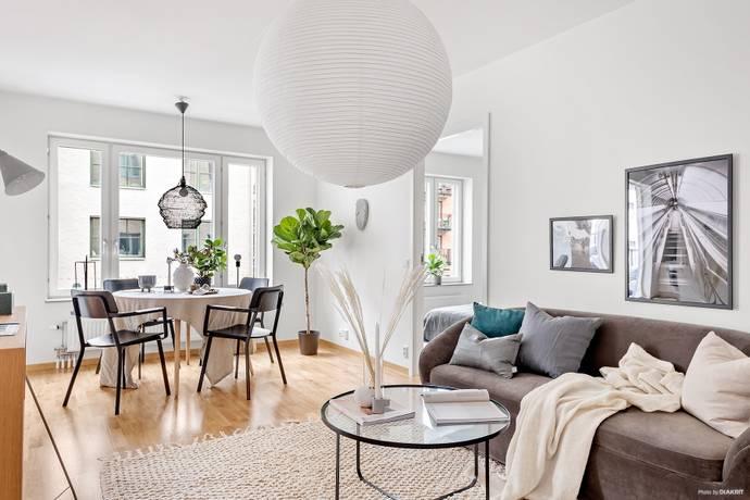 Bild: 2 rum bostadsrätt på Långängen 12, Göteborgs kommun Centrala Hisingen Kvillebäcken