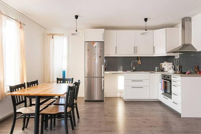 Bild: 4 rum villa på Rotegången 8, Pajala kommun Tallbacken