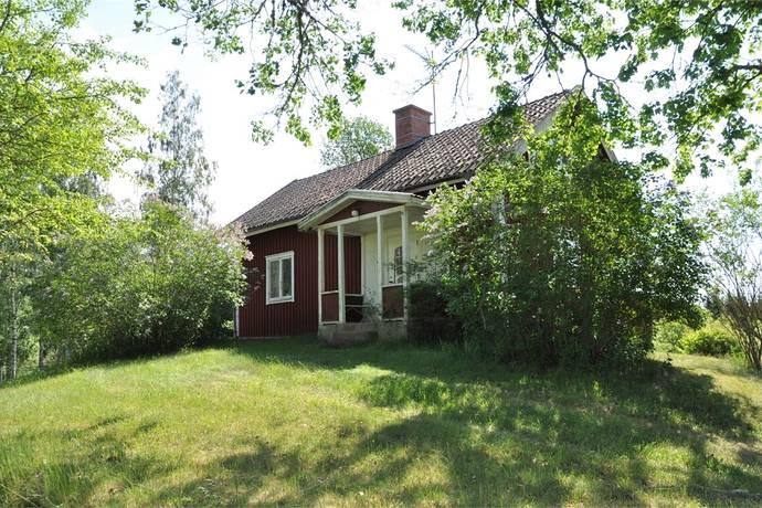 Bild: 3 rum gård/skog på Ädelfors Fågellund 1, Vetlanda kommun