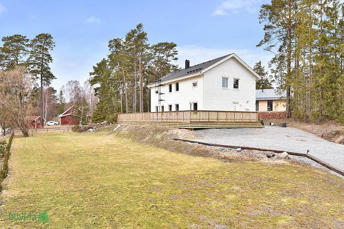 Bild: 6 rum villa på Öhlins Väg 1a, Värmdö kommun Stavsnäs