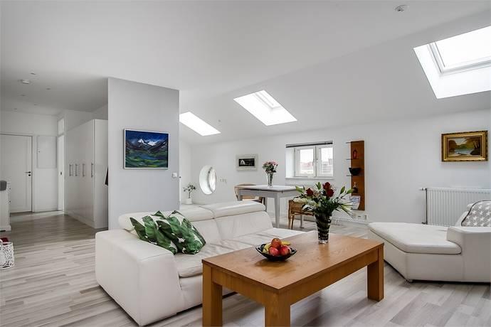 Bild: 2 rum bostadsrätt på Södermalmsallén 36C, Örebro kommun Södermalm