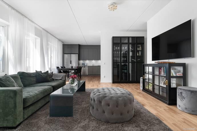 Bild: 3 rum bostadsrätt på Viggengatan 16, Järfälla kommun Barkarbystaden