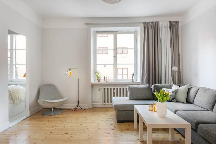 Bild: 2 rum bostadsrätt på Brännerigatan 5, Stockholms kommun Nytorget