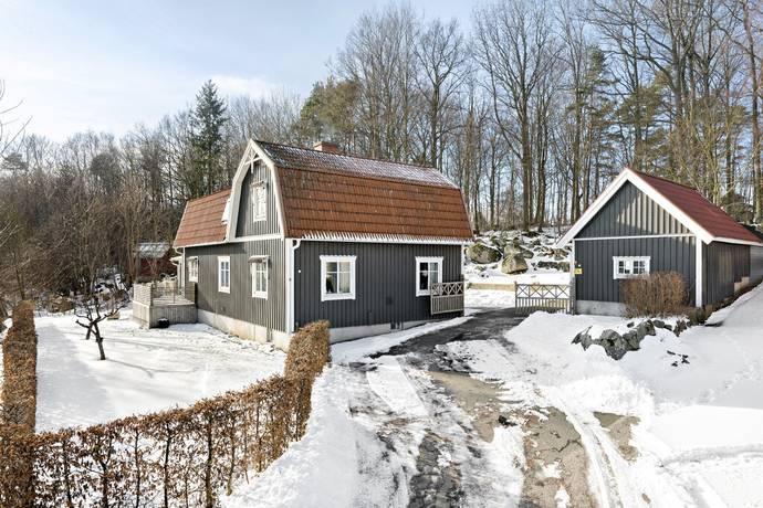 Bild: 4 rum villa på Bergsvägen 34, Bromölla kommun Valje