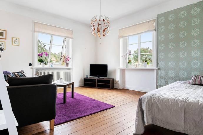 Bild: 1 rum bostadsrätt på Nynäsvägen 349, 2 tr, Stockholms kommun Gamla Enskede