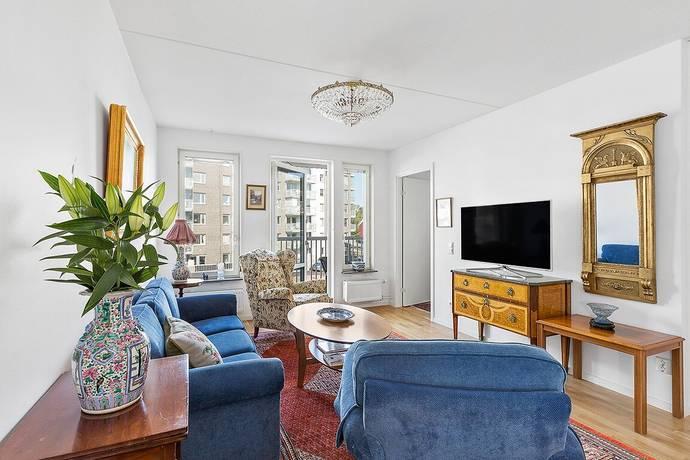 Bild: 2 rum bostadsrätt på Nockeby backe 2D, Stockholms kommun Nockebyhov