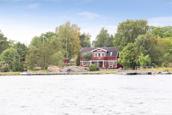 Bild: 4 rum villa på Bokö Fiskartorpet 1, Valdemarsviks kommun GRYTS SKÄRGÅRD