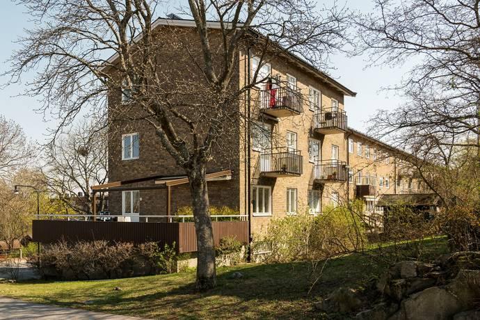 Bild: 2 rum bostadsrätt på Artemisgatan 65, Stockholms kommun Östermalm/Hjorthagen