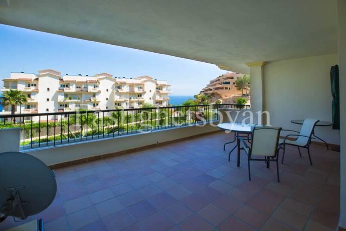 Bild: 3 rum bostadsrätt på Fantastisk lägenhet i Mascarat!, Spanien Altea | Costa Blanca