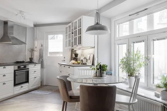 Bild: 2 rum bostadsrätt på Majorsgatan 1, Göteborgs kommun Linnestaden