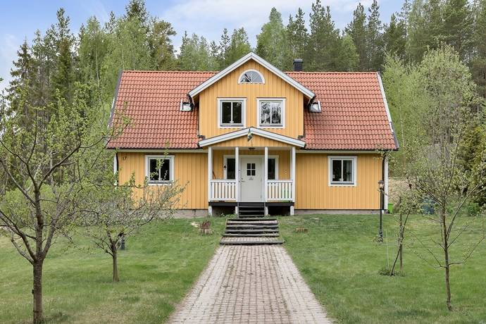 Bild: 5 rum villa på Holmskog 17, Uppsala kommun Vänge