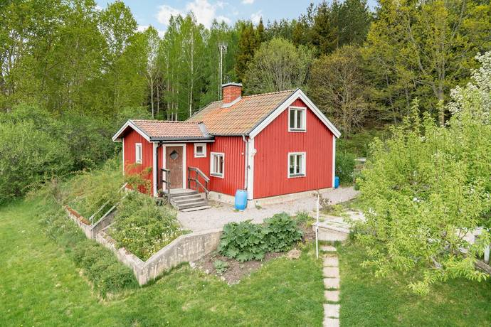 Bild: 2 rum fritidshus på Östra Ny Eriksberg, Norrköpings kommun Vikbolandet