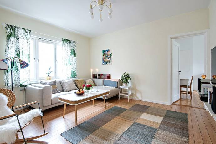 Bild: 2 rum bostadsrätt på Kalmgatan 17, Stockholms kommun Hammarbyhöjden