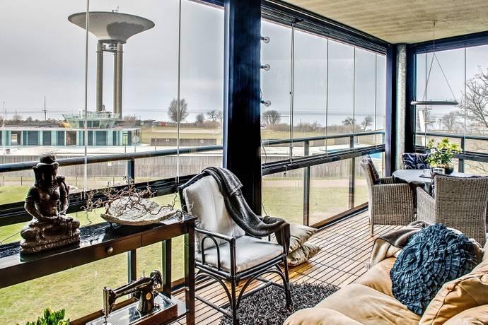 Bild: 3 rum bostadsrätt på Badhusgatan 28, Landskrona kommun Landskrona - Centrum
