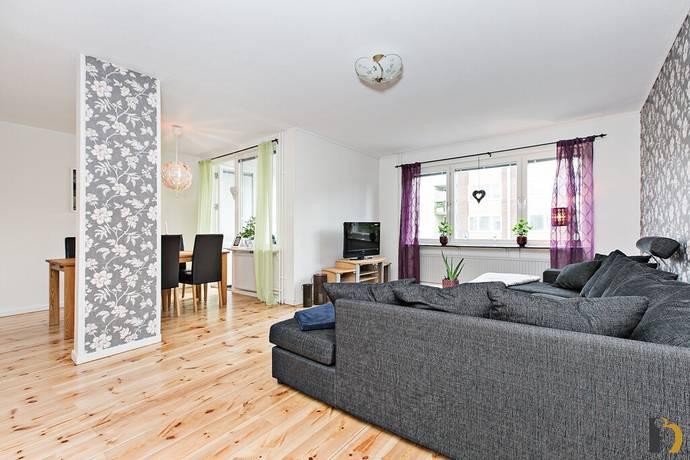 Bild: 2 rum bostadsrätt på Kemigränd 19, Umeå kommun Ålidhem