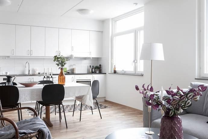Bild: 3 rum bostadsrätt på Nobelvägen 68A, Malmö kommun Norra Sorgenfri