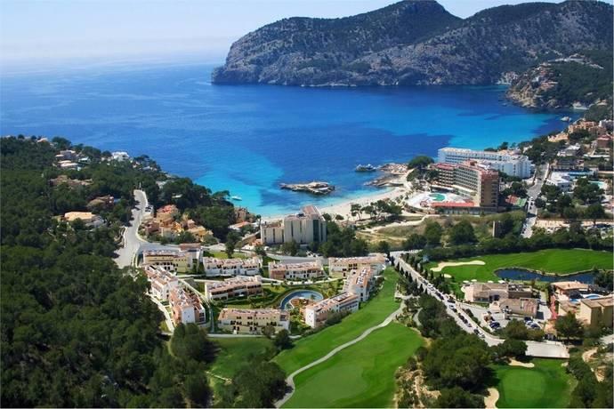 Bild: 4 rum radhus på Nyproducerat radhus med havsutsikt!, Spanien Camp de Mar | Mallorca