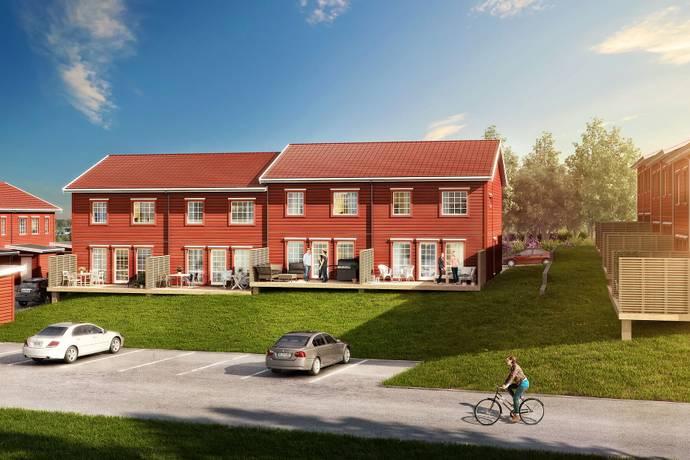 Bild: 5 rum bostadsrätt på Grytängsvägen 32F, Örebro kommun Lillån