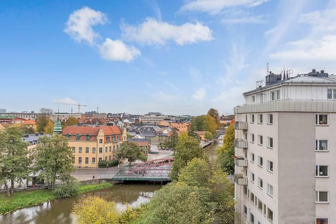 Bild: 2 rum bostadsrätt på Götgatan 3, Uppsala kommun Främre Luthagen