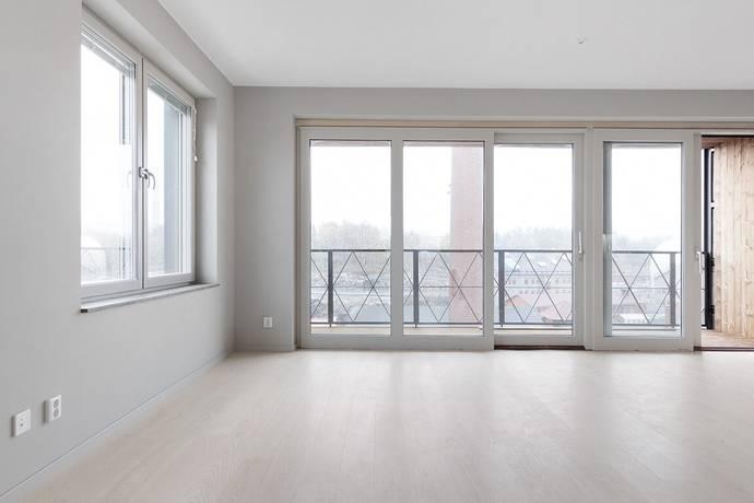 Bild: 4 rum bostadsrätt på Bobergsgatan 75, Stockholms kommun Norra Djurgårdsstaden