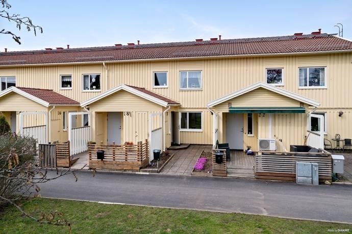 Bild: 2 rum bostadsrätt på Hålefinas Väg 20, Falkenbergs kommun Arvidstorp