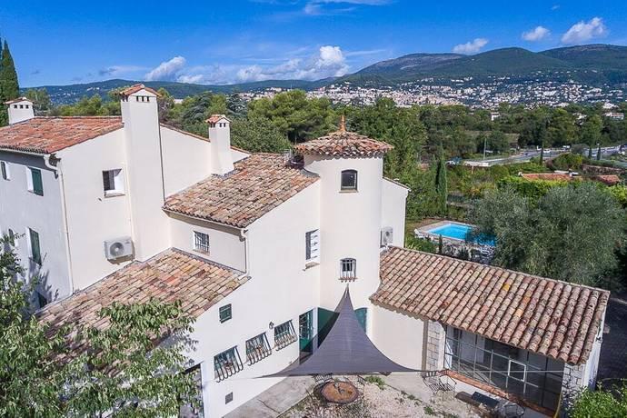 Bild: 11 rum villa på Grasse, Frankrike Grasse