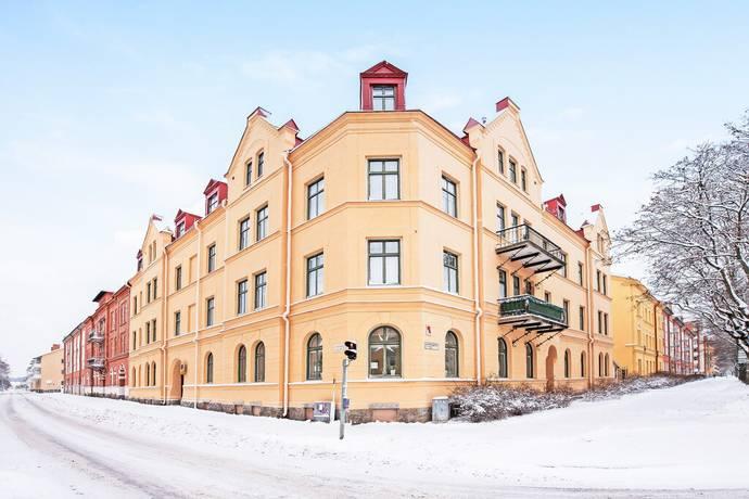 Bild: 2 rum bostadsrätt på Staketgatan 17, Gävle kommun Centralt
