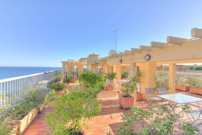 Bild: 4 rum bostadsrätt på Menton, Frankrike Franska Rivieran