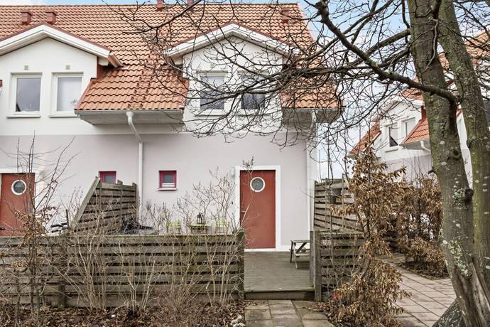 Bild: 4 rum radhus på Vannagårdsgatan 232, Malmö kommun Husie