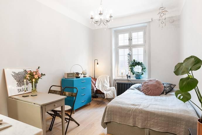 Bild: 1 rum bostadsrätt på Kronobergsgatan 20, Stockholms kommun Kungsholmen
