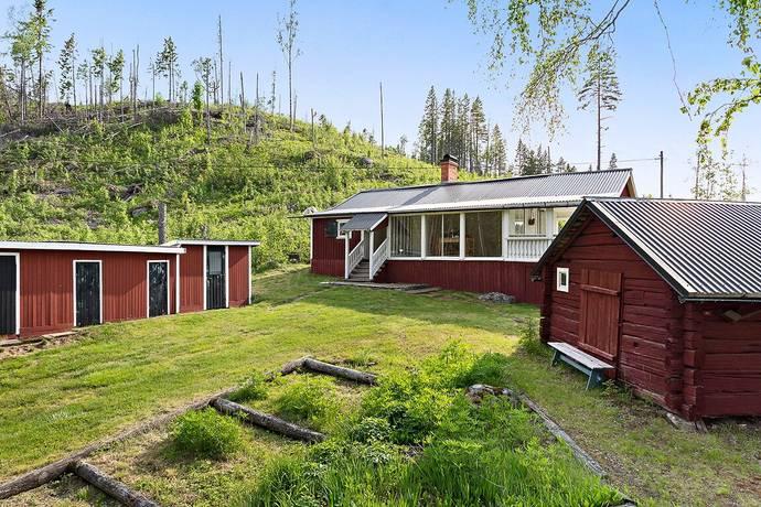 Bild: 2 rum fritidshus på Östra Öjungsbo 8071, Bollnäs kommun