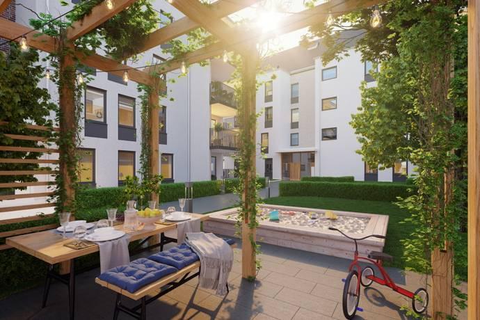 Bild: 2 rum bostadsrätt på Olofsgatan 11, Örebro kommun Ormesta