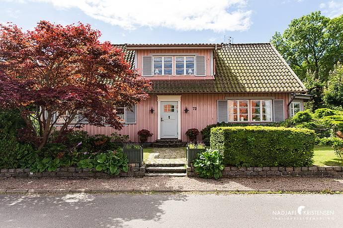 Bild: 6 rum villa på Lindallén 73, Båstads kommun Båstad Väster