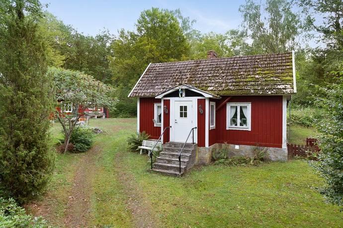 Bild: 5 rum fritidshus på Hokavägen 446, Karlshamns kommun Asarum