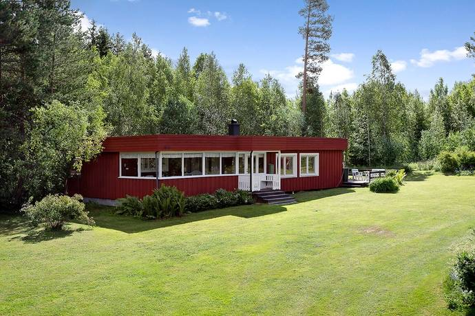 Bild: 5 rum fritidshus på Älmesbo 613, Ovanåkers kommun