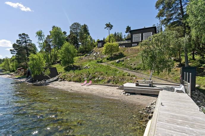 Bild: 6 rum villa på Breviksvägen 73, Tyresö kommun Brevik