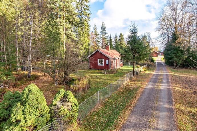Bild: 2 rum fritidshus på Lilla Hägghemmet 7, Laxå kommun Tived