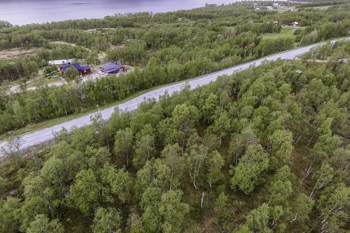 Bild: tomt på Umasjö 194, Storumans kommun Umasjö