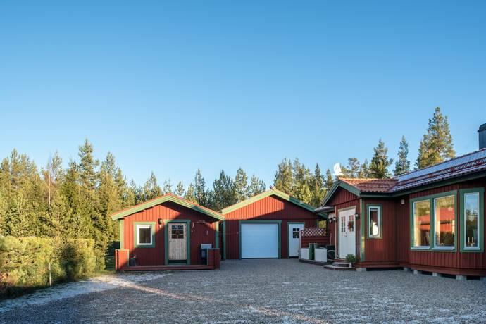 Bild: 3 rum villa på Klockarmuren 24, Gävle kommun Axmar