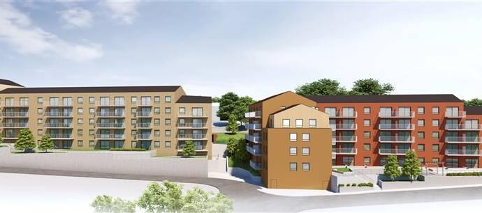 Bild: 2 rum bostadsrätt på Håtunavägen 1 E, B1102, Håbo kommun Stationslunden, Bålsta