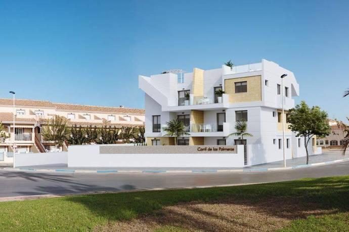 Bild: 4 rum bostadsrätt på Lägenhet i Los Alcázares, Alicante, Spanien Los Alcázares