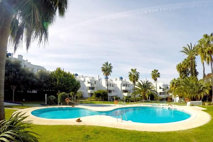 Bild: 3 rum bostadsrätt på CALAHONDA-Mycket prisvärd lägenhet i nedre Calahonda, Spanien Mijas Costa
