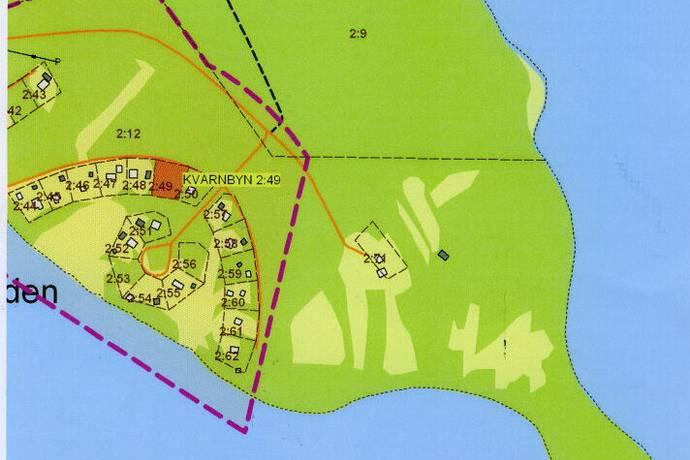 Bild: villa på Talludden 711, Skellefteå kommun BURTRÄSK - Talludden