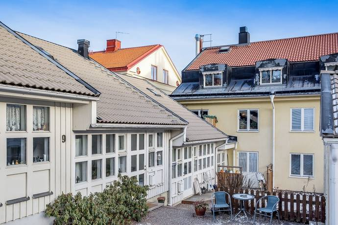 Bild: 2 rum bostadsrätt på Storgatan 9 B, Strängnäs kommun CENTRALT