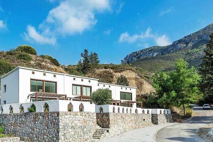 Bild: 4 rum radhus på Bella Pais Spring Garden, Cypern Bella Pais, Kyrenia